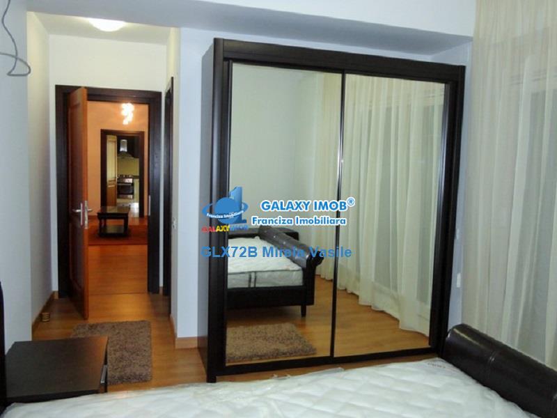 Inchiriere apartament 3 camere Unirii bloc nou