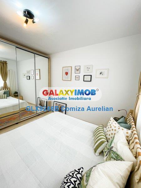 Inchiriere apartament 3 camere zona 13 Septembrie cu centrala