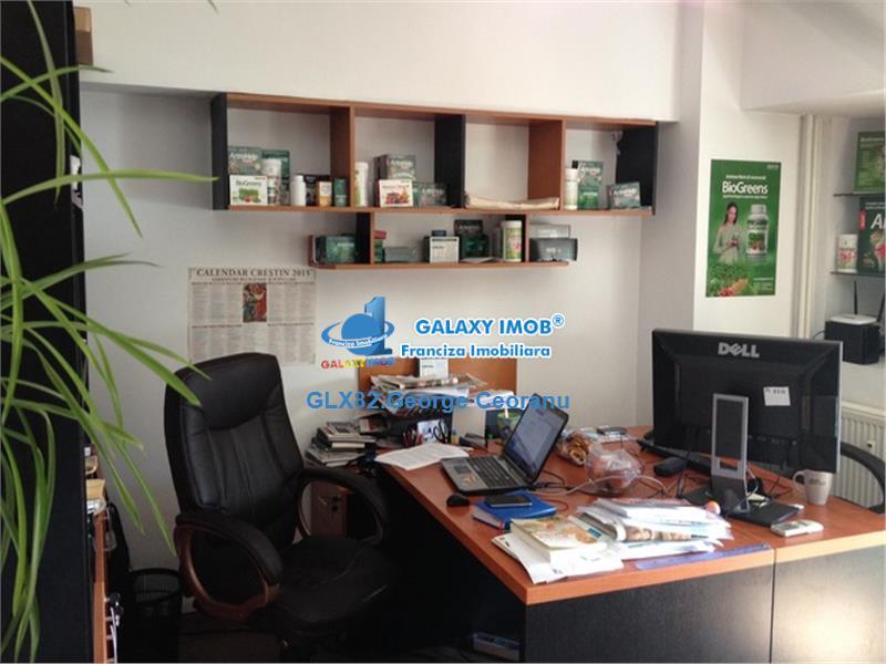 Inchiriere apartament 4 camere mobilat office piata Unirii