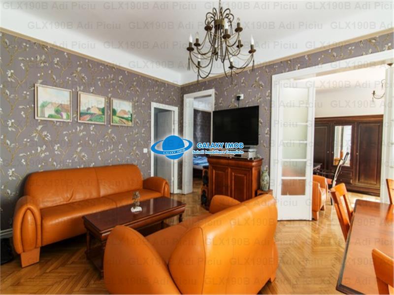 Inchiriere apartament LUX 3 camere DOROBANTI