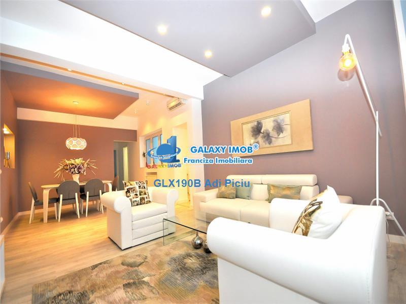 Inchiriere apartament 3 camere LUX  Universitate