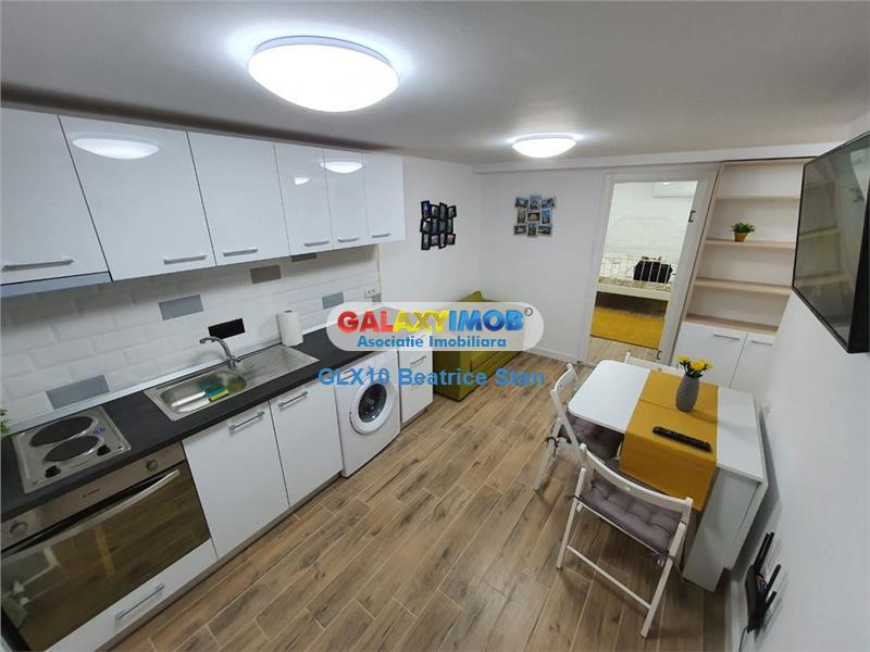 Inchiriere apartament tip studio in vila/la parter Parcul Carol