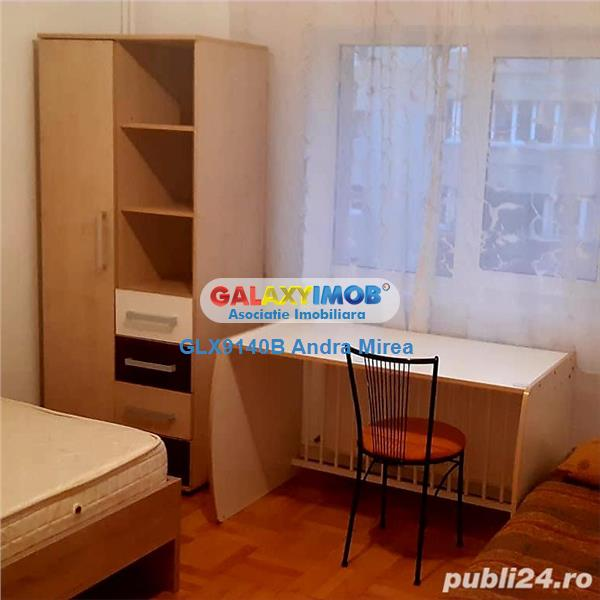 Inchiriere apartament trei camere Unirii - Octavian Goga