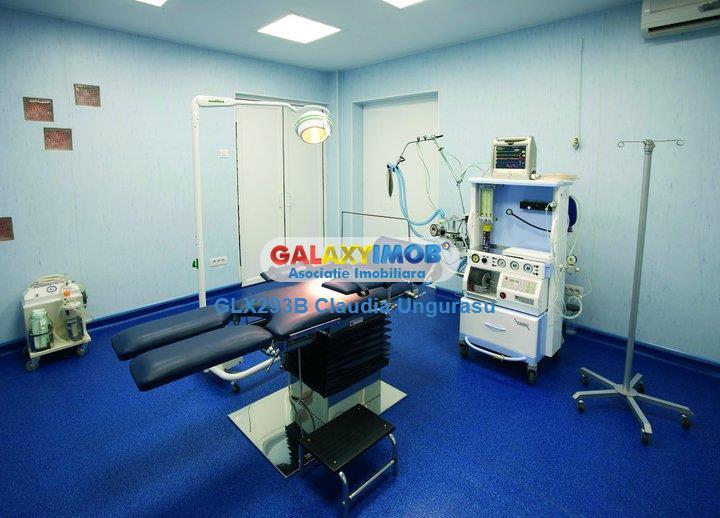 Inchiriere clinica estetica utilata aparatura medicala  Pta Rosetti