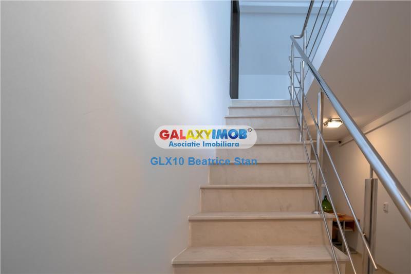 Inchiriere corp casa curte/gradina Aviatiei / Crystal Palace