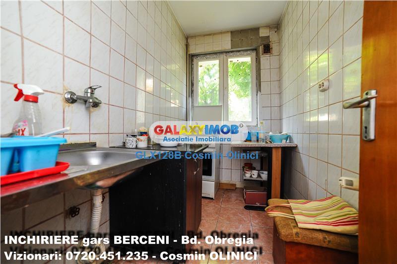 Inchiriere garsoniera BERCENI - Bd Obregia