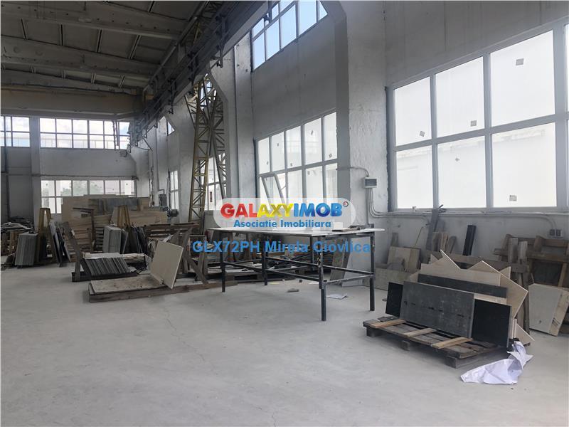 Inchiriere Hala in  Parc industrial Prahova