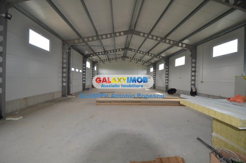 Inchiriere hala industriala, constructie noua, la 2 km de Ploiesti