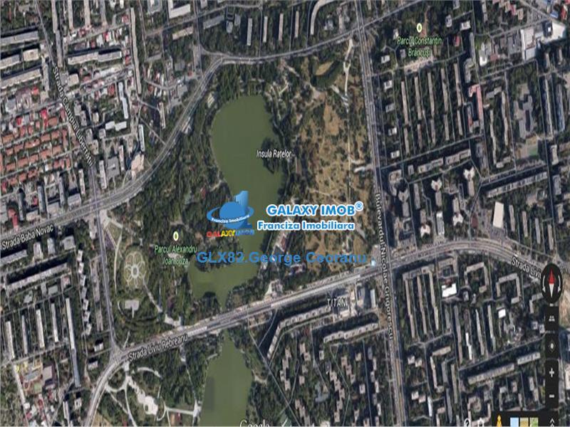 Inchiriere spatiu stradal 1000 mp , Titan parc, clinica, restaurant