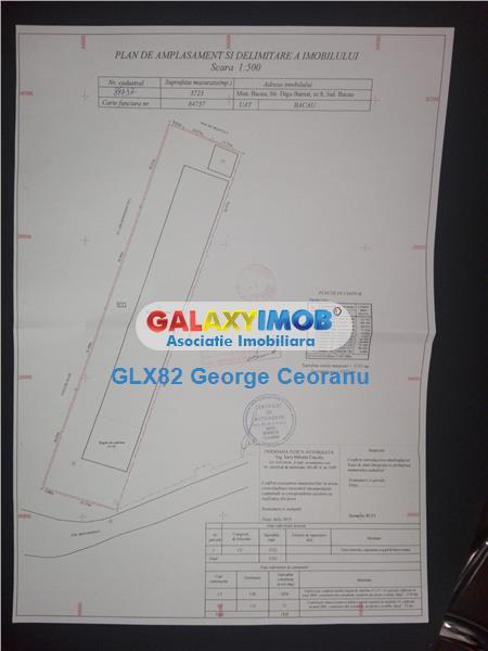 Inchiriere spatiu  comercial/industrial 1900mp Bacau zona Selgros