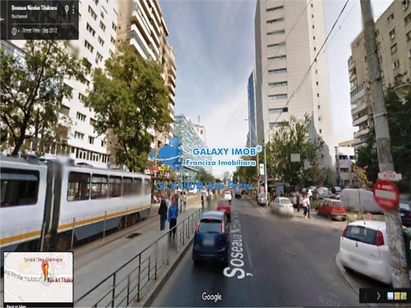 Inchiriere spatiu comercial stradal P-ta Victoriei - Nicolae Titulescu