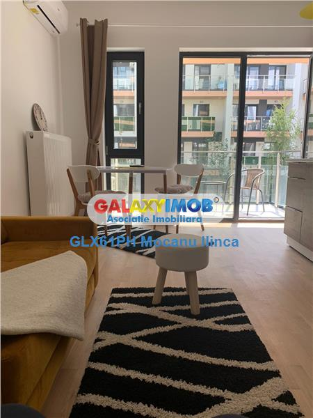 Inchiriere studio 2 camere, MRS Residence, bloc nou, Ploiesti