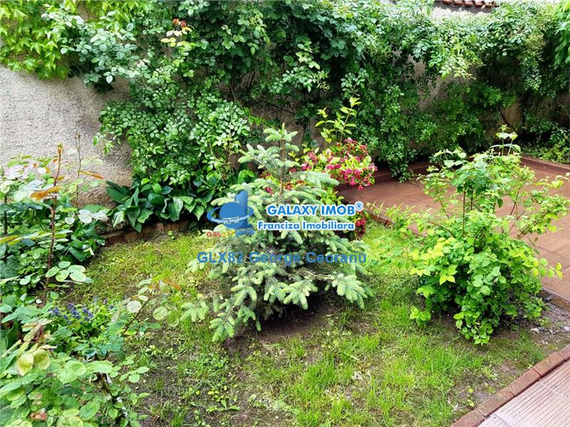 Inchiriere vila 6 camere 200 metri, curte proprie, Cotroceni Palat