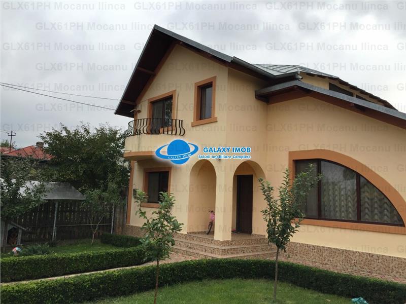 Vanzare vila de lux, in Ploiesti, zona Bereasca - GLX61PH101