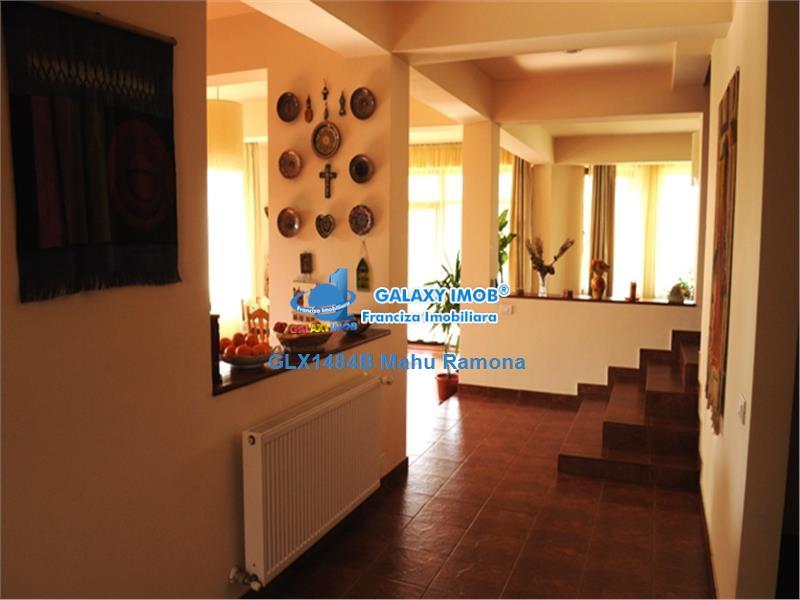 Inchiriere vila P+1, 6 camere, PIPERA Jolie Ville