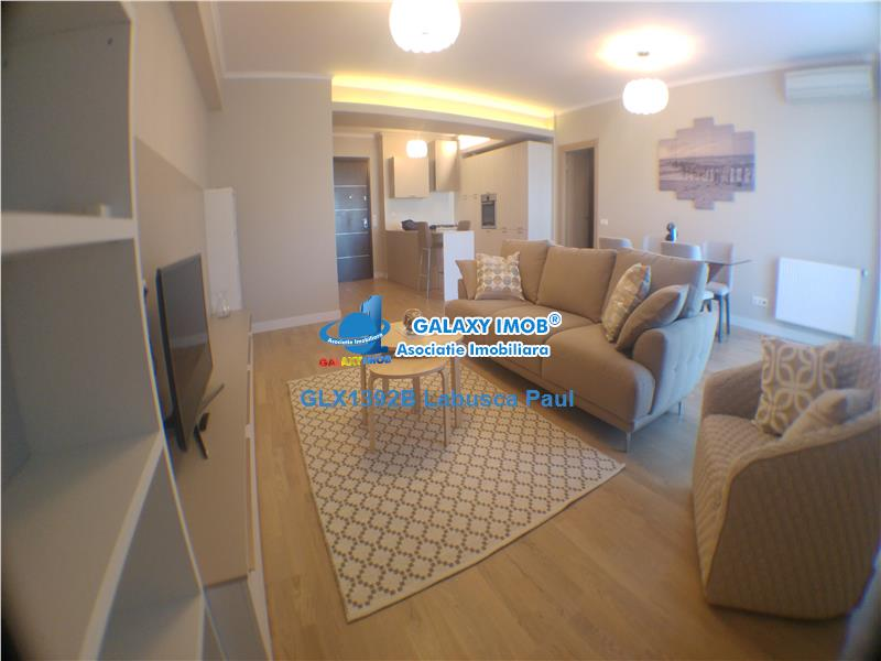Inchiriez Apartament 2 camere UpGround Lux 90 mp