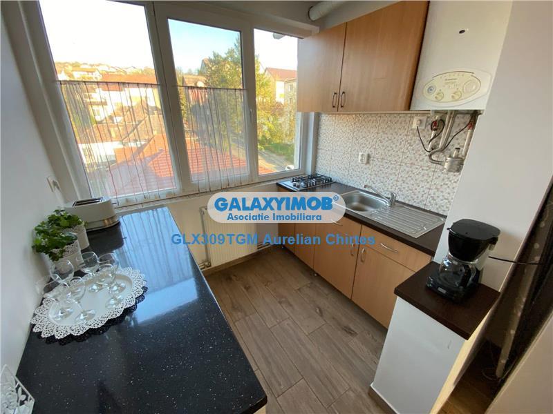 Inchiriez apartament cu 2 camere mobilat si utilat modern in Cornisa