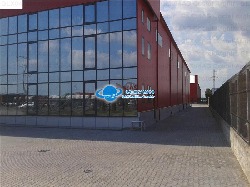 Inchiriez hala depozitare sau productie in Bascov