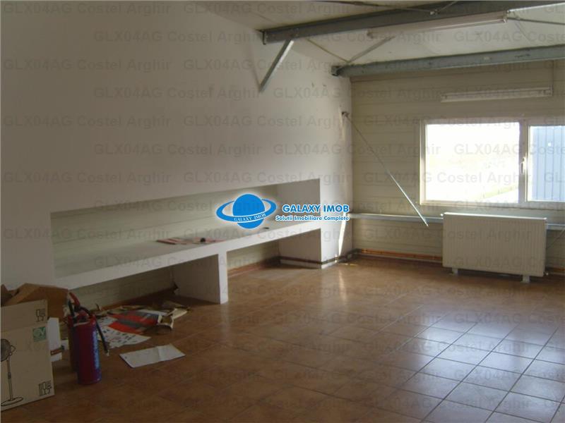 Inchiriez hala depozitare sau productie in Maracineni, 2 euro/mp