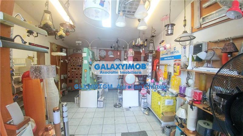Inchiriez spatiu comercial + depozit in Piata din 7 Noiembrfie