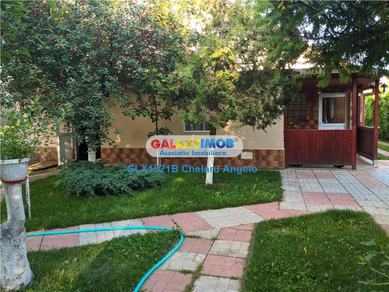 Mihailesti 10 km de Bucuresti,vila cocheta 5 cam, teren2600 mp