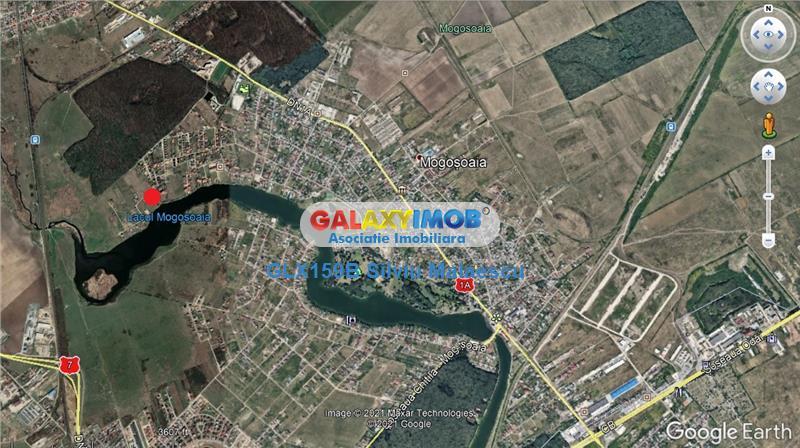 Mogosoaia 1.165 mp FRF/Halaicu - str. Crinului