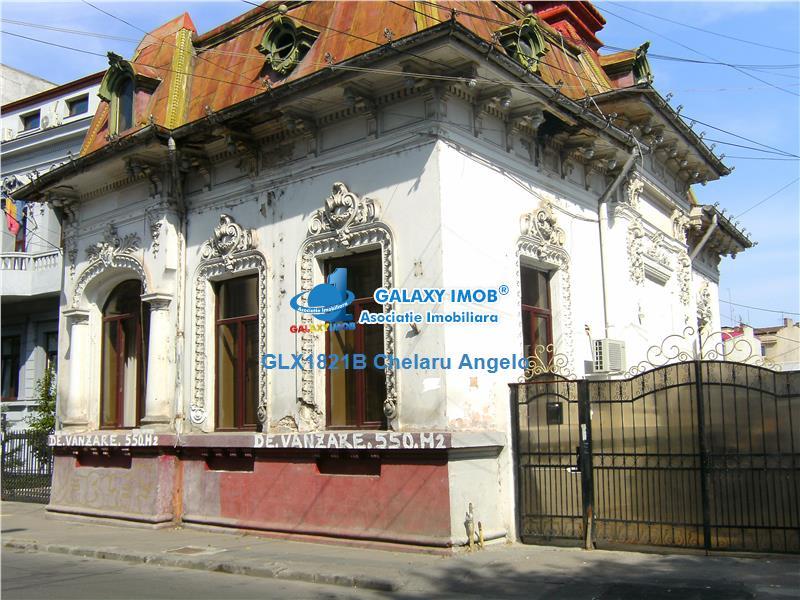 Mosilor,casa 200 mp si teren 550 mp