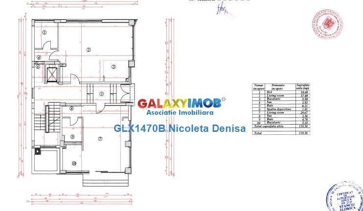 New villa for office or mix.Cotroceni.700 sqm.