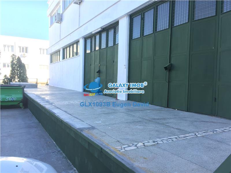 Pipera OMV, Inchiriere depozit modern 650mp, rampa, incalzit