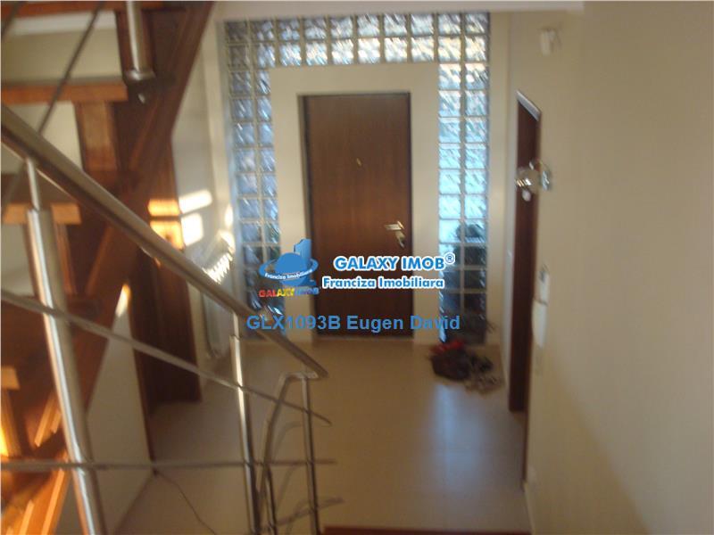 Pipera vila p+1+m, 5 camere, teren 600mp, garaj, gradina