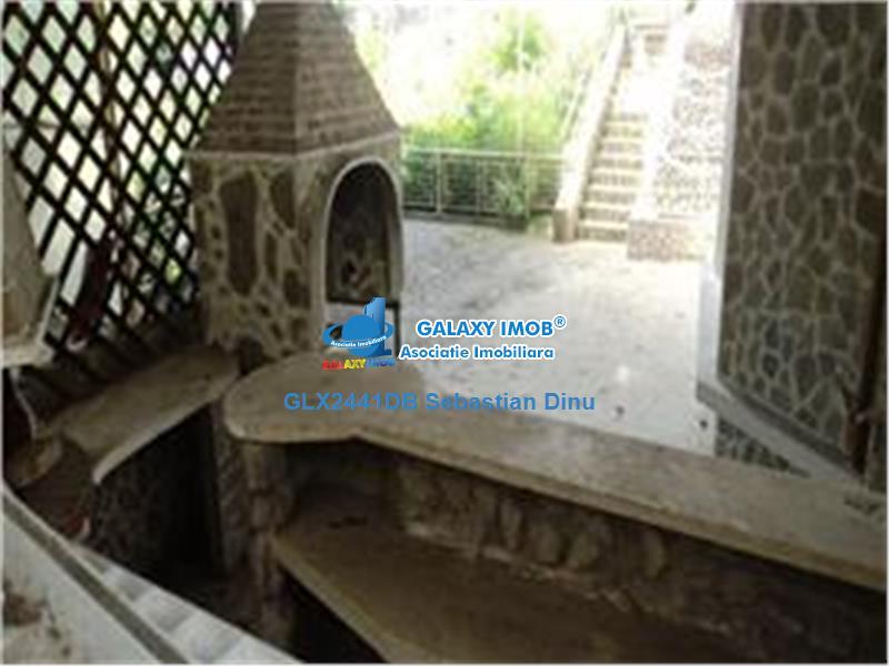 Predare afacere Targoviste, Manastirea Dealu