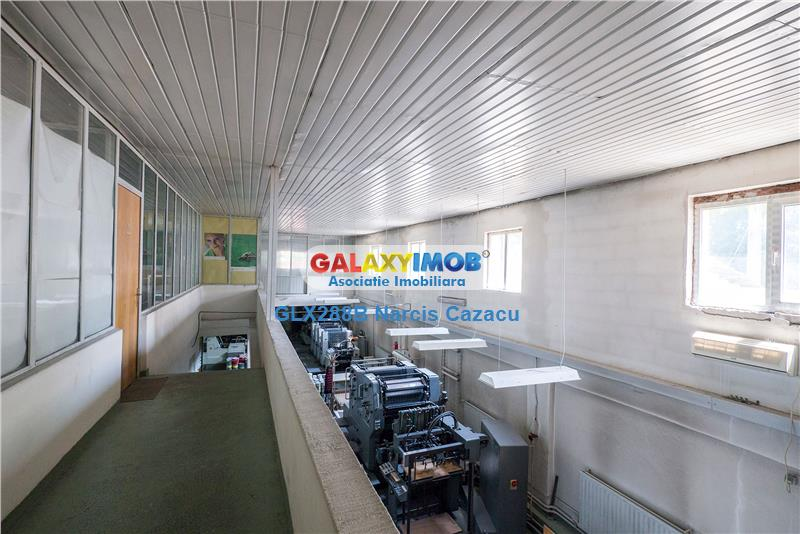 Sebastian Rahova Liberty Mall Trafic Greu Spatiu depozitare productie