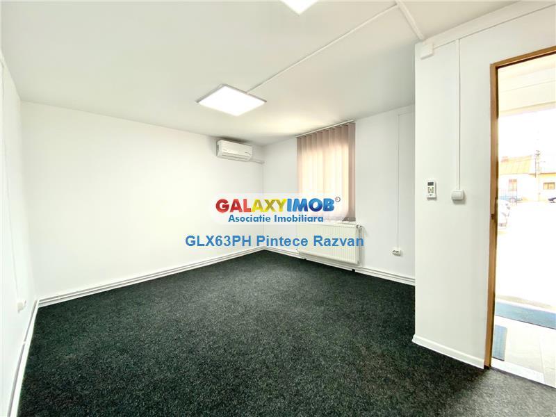 Spatiu birouri, 2 camere, renovat, 28 mp, ultracentral, Ploiesti
