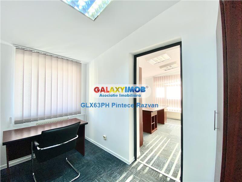 Spatiu birouri 26 mp, 2 camere, mobilat, ultracentral, Ploiesti