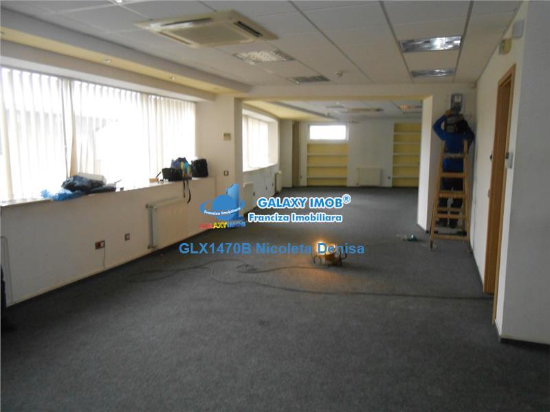 Spatiu comercial+birouri, zona de Nord, Aviatiei,185 mp pe nivel,D+P+5