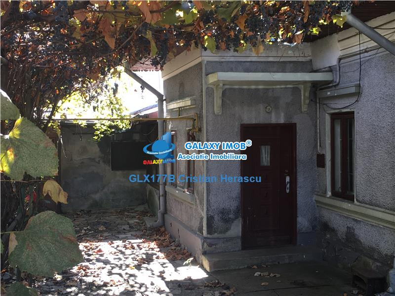Teren 365 mp dubla deschidere Biserica Bazilescu