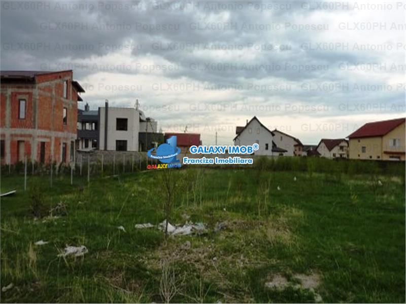 Teren intravilan de vanzare in Ploiesti, situat in cartier Albert.