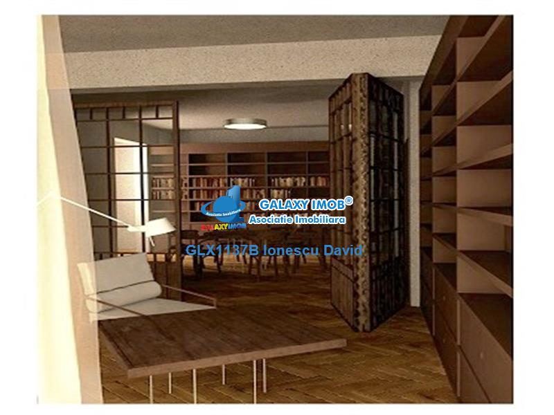 Penthouse nou ultracentral, 200 mp utili si 3 terase, Batistei Rosetti