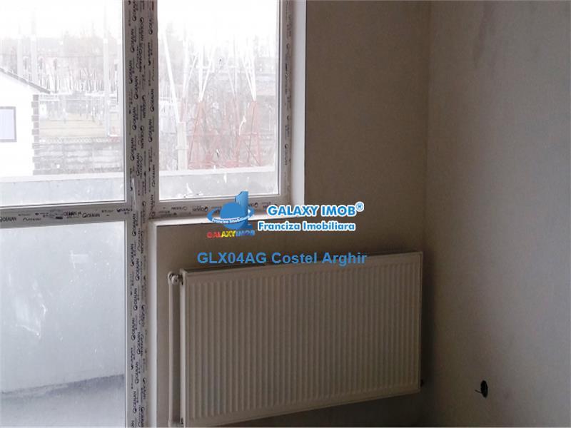 Vand apartamente cu 2 camere in zona Banat, semifinisate, in bloc nou