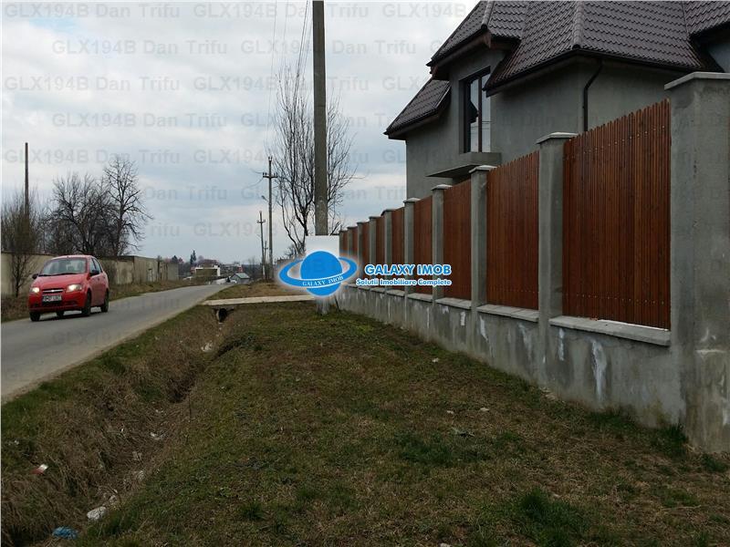 Vand teren casa Frumusani 20 km. Bucuresti