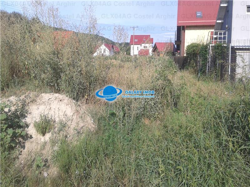 VAND TEREN CONSTRUCTIE CASA IN BASCOV BRAILENI, 672 MP