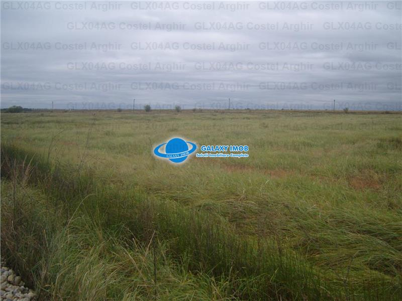 vand teren extravilan agricol 7,5 ha