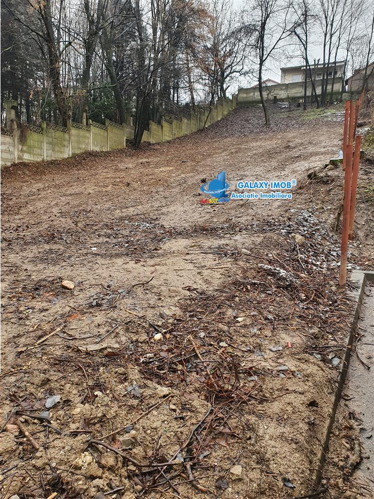 Vand teren intravilan 990 mp in Pitesti, zona Fratii Golesti