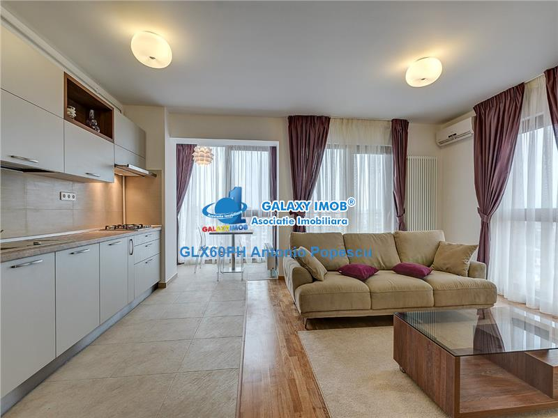 Vanzare apartament 2 camere, bloc nou, in Ploiesti, zona ultracentrala
