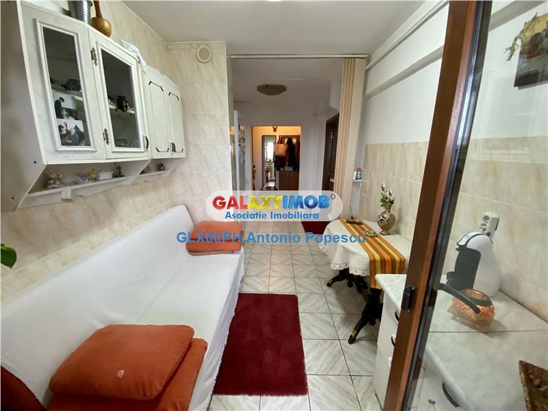 Vanzare apartament 2 camere, confort 1A, in Ploiesti, zona Malu Rosu