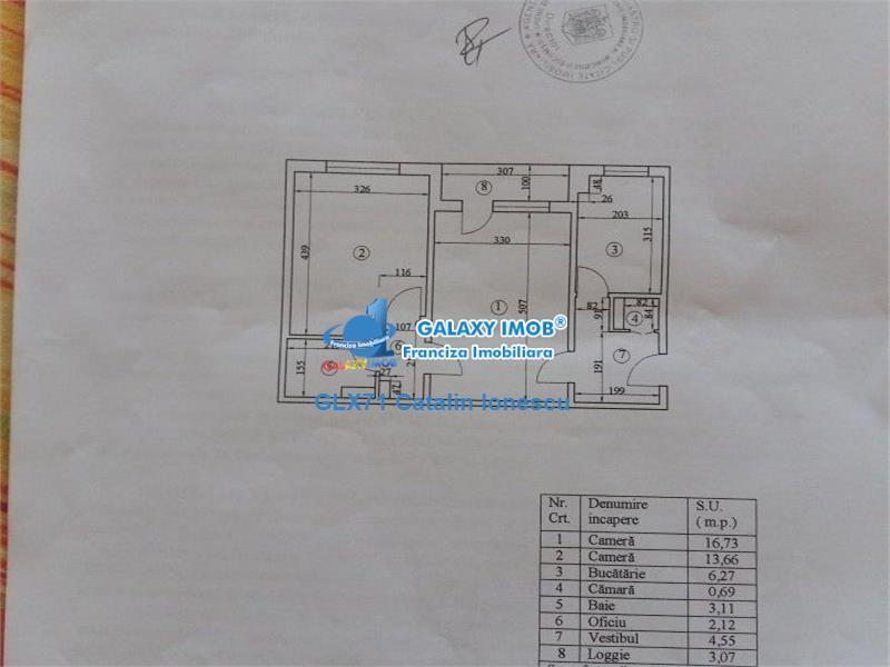 Vanzare apartament 2 camere decomandat Drumul Taberei Raul Doamnei