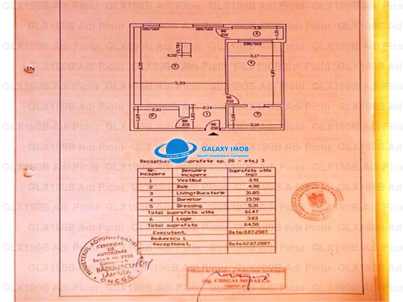 Vanzare apartament 2 camere decomandat metrou Nicolae Grigorescu