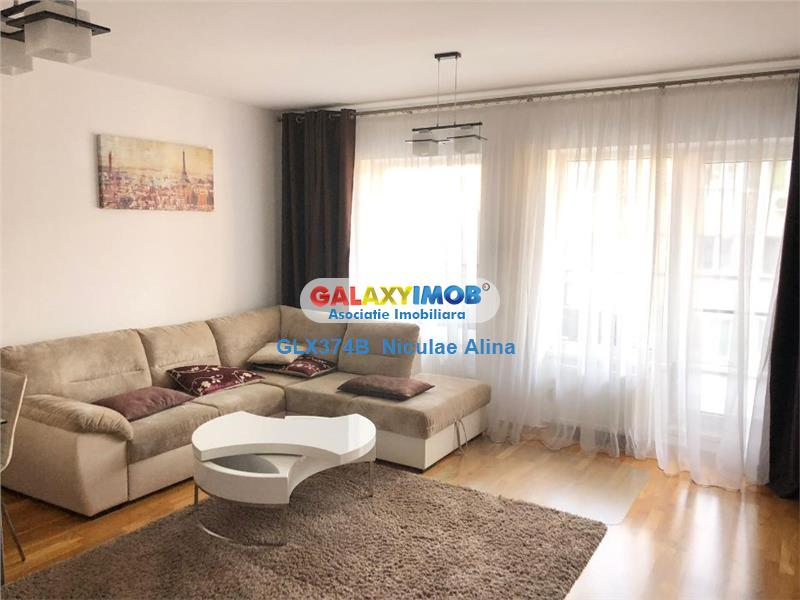 Apartament 2 camere in Complex New Town Residence