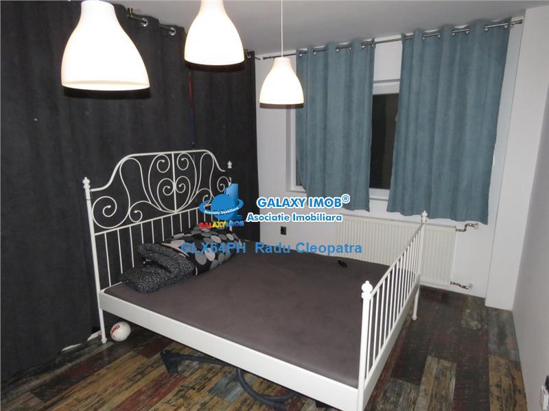 Vanzare apartament 2 camere transformat in 3 , Ploiesti, Democratiei