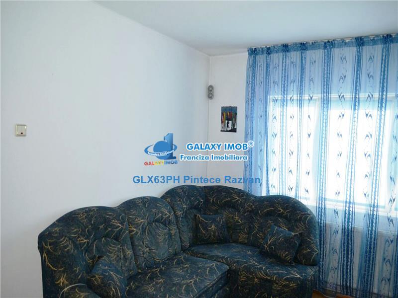 Vanzare apartament 3 camere, centrala termica, Gheorghe Doja, Ploiesti